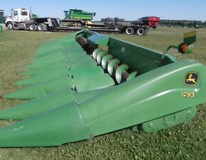 2002 John Deere 1293 Corn Head