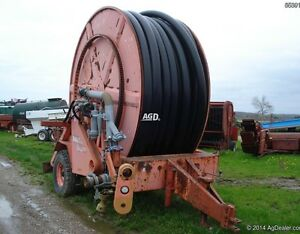 5ft Bauer Rainstar Hose Reel