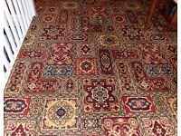 FREE! Axminster carpet in excellent condition.