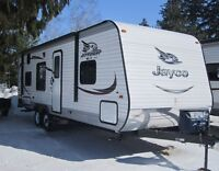 Rental - Jay Flight 26' Travel Trailer