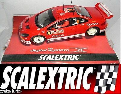 Scx Digital Ref. 13080 Peugeot 307 WRC Rally Montecarlo 2005 1/32