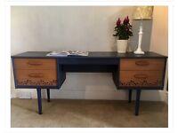 Retro dressing table / desk