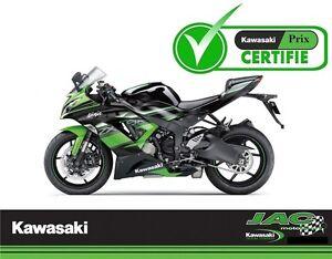2016 kawasaki Ninja ZX-6R ABS Kawasaki Racing Team Edition 33.51