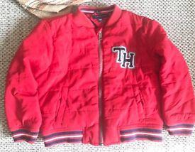 Boys Tommy Hilfiger jacket age 3 yrs