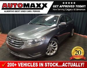 2016 Ford Taurus Limited AWD! Loaded!!