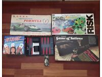 Board Games Selection