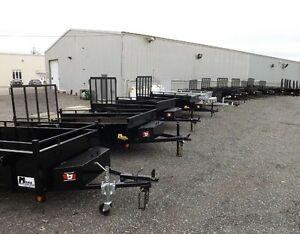 Galvanized Utility Trailers - In Stock Now Oakville / Halton Region Toronto (GTA) image 10