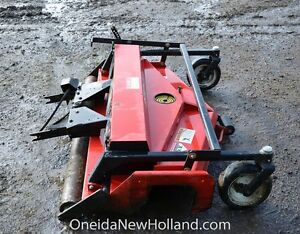 Steiner MD460 60 Mower""