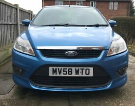 Ford Focus 1.6 Diesel Econetic (£30 yr road tax)