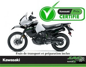 2015 Kawasaki KLR650 32.89$*/sem**Transport Prep Inclus