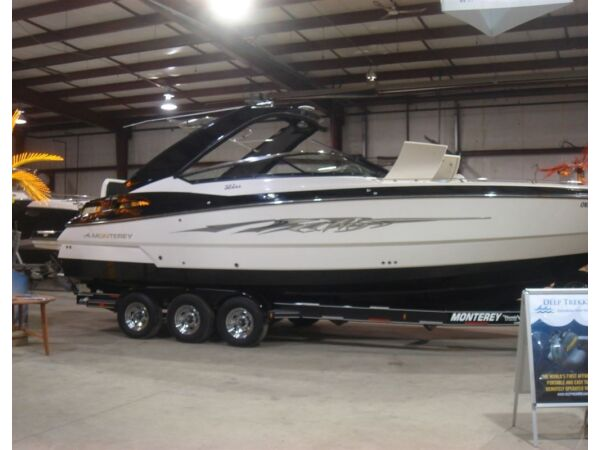 2012 Monterey Boats 328SS