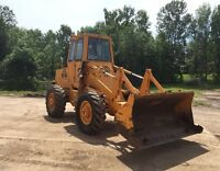 1985 Case W14 Wheel Loader