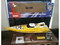 BMI HYDRO R8 JET MARINE ELECTRIC SPEEDBOAT