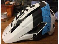 Fox Metah Kroma Helmet Blue/White 59-64cm
