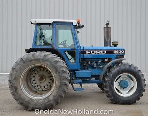 1993 Ford 8630 MFWD Tractor