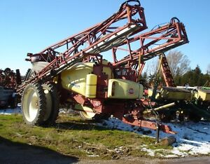 Hardi 1200 Commander Plus Sprayer