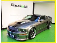 06Reg FORD MUSTANG COUPE GT 4.6 V8 PAXTON NOVI SUPERCHARGER * CERVINI BODYKIT RARE *