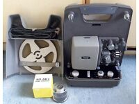 1960s Cine Projector Elmo FP 8mm