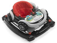 My Child coupe walker black WITHOUT DETACHABLE PLAY TRAY