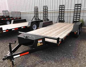 Prowler Low Bed Float Trailers - Miska Trailers