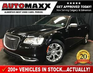 2016 Chrysler 300C Platinum AWD w/leather/Pano Roof!