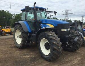 2006 New Holland TM190 4WD Tractor