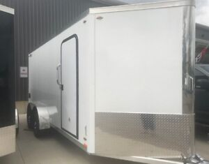 2019 Legend FTV 7'x19' Aluminum Trailer