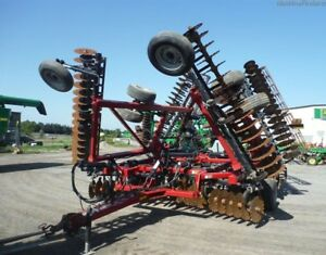 2013 Case IH 330/ 34' Vertical  Tillage