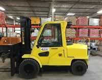 2006 Hyster H100XM Fork Lift