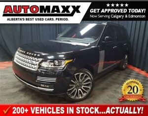 2014 Land Rover Range Rover 5.0L V8 Supercharged Autobiography
