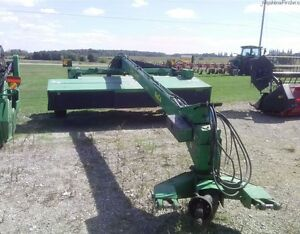 2007 John Deere 956 Mower Conditioner