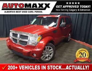 2008 Dodge Nitro SLT 4X4 w/Leather/Sunroof!