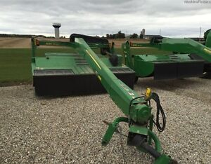 2008 John Deere 835 Mower Conditioner Kitchener / Waterloo Kitchener Area image 2