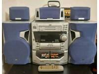 Stereo system jvc