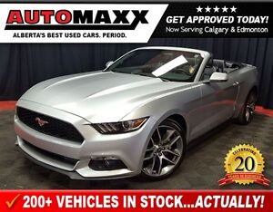 2015 Ford Mustang EcoBoost Premium w/ Leather/Nav