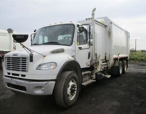 2006, Freightliner Business Class M2 Garbage Truck
