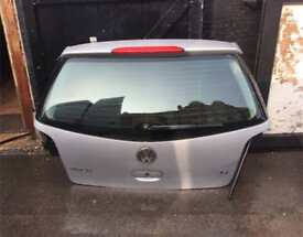 VOLKSWAGEN POLO TAILGATE BOOT LID 2004-2009