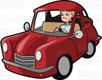 Driver needed- Oakville to Ancaster & Back