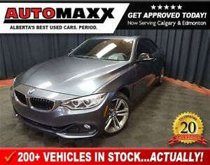 2014 BMW 428i xDrive w/Leather/Sunroof/Navigation!