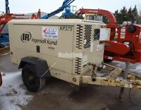 2010 Doosan XP375WJD Air Compressor