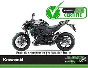 2016 Kawasaki Z800 Touring