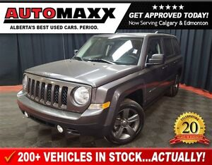 2015 Jeep Patriot High Altitude w/ Leather/Sunroof!