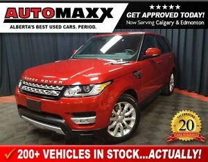 2014 Land Rover Range Rover Sport HSE V6 Supercharged