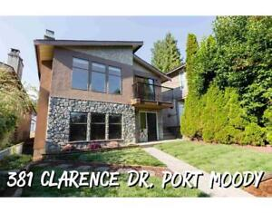 381 CLARENCE STREET Port Moody, British Columbia