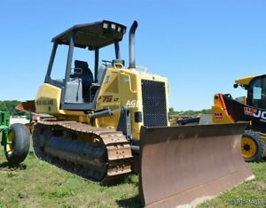 New Holland D75LT Dozer