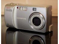 Olympus Camedia C310 Full Spectrum IR Infrared Camera for Ghost Hunting