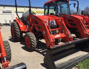 2016 Kioti CK2610 Compact Tractor