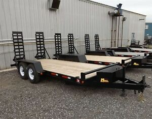 Miska Bobcat HD Low-Bed Float Trailers – Proudly