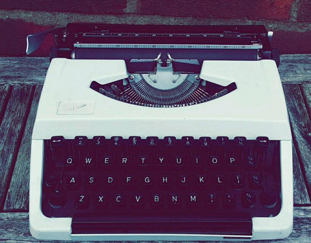 Original Type Writer