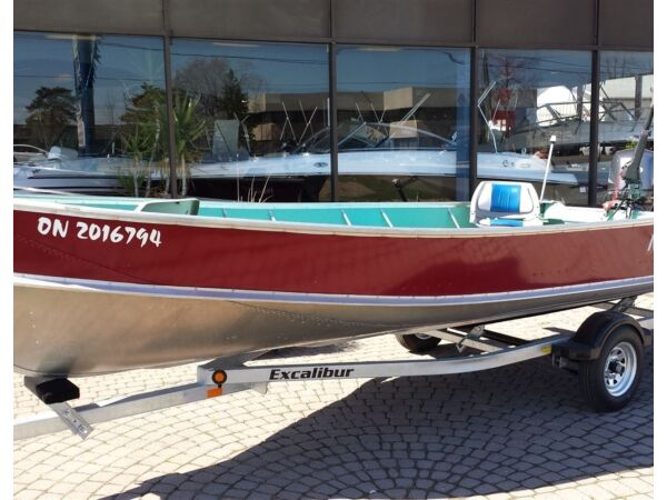 Used 2008 Yamaha Naden Laker 16 ft